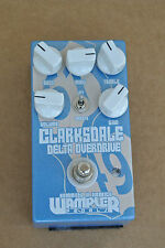 BUY IT NOW!!! WAMPLER CLARKSDALE DELTA OVERDRIVE GUITAR EFFECTS PEDAL!!! C610
