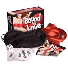 BOUND BY LOVE ADULT BOARD GAME Bondage FUN SAUCY GIFT Romance Sex Aid