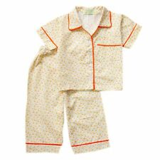 Girls Baby/Toddler Woven B/D Floral Print #1080 Pajama Set Sleepwear, XXS (1-2)