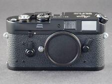 Leica M4 Black Paint analog FOTO-GÖRLITZ Ankauf+Verkauf