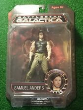 New listing Battlestar Galactica Samuel Anders Diamond Select 2007 Action Figure Moc