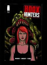 Hoax Hunters US Image Comic vol.1 # 11/'13