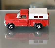 LOOSE DIECAST MATCHBOX SUPERFAST NO.6D FORD PICK UP TRUCK