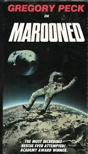 Marooned  (NEW!!, VHS tape) starring Gregory Peck
