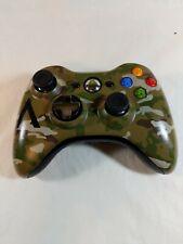 Xbox 360 Controller Camo Camouflage - Halo 4 Special Edition Official Microsoft