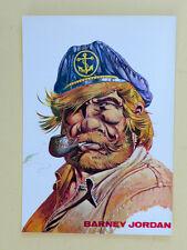 CP carte postale HERMANN Barney Jordan Prince 31