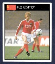 ORBIS 1990 WORLD CUP COLLECTION-#215-SOVIET UNION-OEG KUZNETSOV