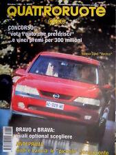 Quattroruote 480 1995 BMW serie 5. Fiesta. Anteprima De Tomaso e Porsche  [Q.10]