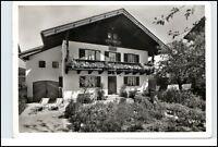 8233 ANGER bei Bad Reichenhall Postkarte um 1966 Partie am Landhaus Koch
