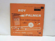 "ROY PALMER - State Street Ramblers ~ RIVERSIDE 10"" 1020 {orig}  w/Jimmy Blythe"