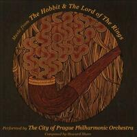 O.S.T. MUSIC FROM THE HOBBIT & THE LORD OF THE RINGS CD NUOVO SIGILLATO !!