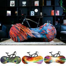 Bike Cover Indoor Anti-dust Bicycle Garage Wheel Chains Case Storage Bag UK