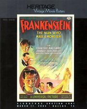Movie Posters LOBBY CARDS Tarzan FRANKENSTEIN Creatures 2004 AUCTION CATALOG