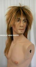 Rocker Wig . JARETH / Bowie Wig . TOP QUALITY .. NOT JUNK! Unisex Tina Turner *