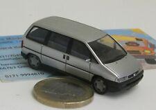 Herpa  031714     Fiat Ulysse,    silber met.    (6162)