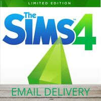 🎁The Sims 4 Limited Edition🎁 PC/MAC Game Region Free WARRANTY