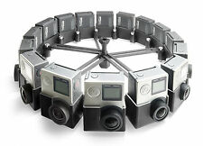360° Modular Plain VR Panorama Rig like Google Jump / Odyssey for 16x GoPro