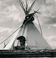 USA c. 1950 - Indiens Tente - DIV 3120
