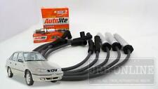 DAEWOO CIELO G15MF 1.5L 4CYL 10/1995 to 02/1998 IGNITION LEADS & SPARK PLUG KIT