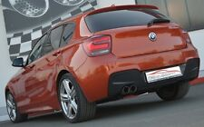 FMS Sportauspuff BMW 1er F20 F21 Bj 09/2011-03/2015 3-/5-Türer 114i 116i