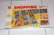 SHOPPING Il gioco degli ascensori e degli acquisti – MB Giochi 1981 NUOVO