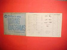 1962 1963 1964 1965 1966 1967 CADILLAC ELDORADO DEVILLE CALAIS WIRING DIAGRAMS