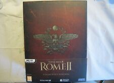 Total War: Rome II Collector's Edition PC Like New Complete
