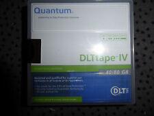 Quantum DLTtape IV Data Cartridge 40 / 80 GB NEU und unbenutzt