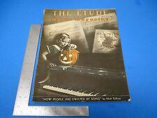 Etude Music Magazine May 1933 Vol LI #5 Mozart And The B Minor Adagio L151