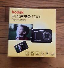 KODAK Digital Camera PIXPRO FZ43 w/SDHC Card