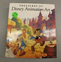 Treasure of Disney Animation Art Comic Book - MH082