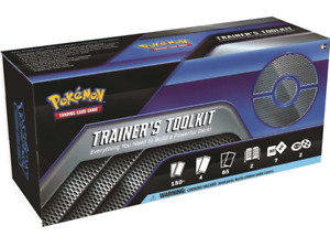 Pokemon Trainer's Toolkit 2021 - New and Sealed - Trading Card Game