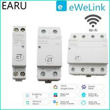 1P 2P 4P WiFi Circuit Breaker  Time Timer Switch Relay Smart Home House Remote