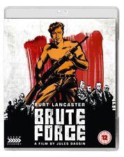 Brute Force - Burt Lancaster - New Blu-Ray & DVD