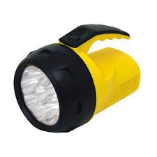 9 Led mini super bright led camping light torch flashlight emergency lantern new