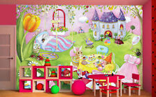 Mia's World-Wall Mural-10.5 by 8 in feet