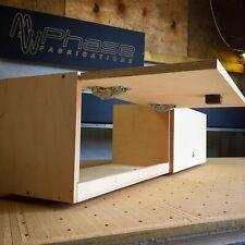 Camper Van Top Storage Lockers Van Caravan  Double Door Unit Storage Cupboard