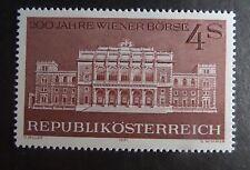 Austria 1971 50 years of Vienna Stock Exchange SG1617 MNH UM unmounted mint
