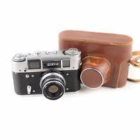 FED 4 Camera with Industar-61 53mm f/2.8 Lens c.1969-1980