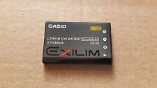 Original CASIO Exilim NP-20 camera battery NP20 EX digital NP 20 680mAh JAPAN