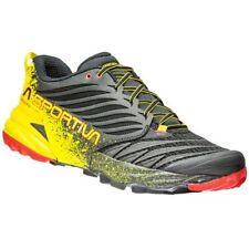 La sportiva Akasha Scarpe Trail Running Uomo Nero Giallo Black Yellow 43