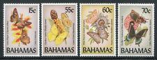 BAHAMAS 1994 Schmetterlinge Butterflies Papillon 844-847 ** MNH
