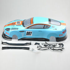 048B 190MM PVC Painted RC Body Shell W/ Spoiler For HPI HSP 1:10 RC Drift Car