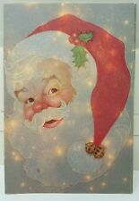 HALLMARK Twinkle SANTA FACE Face Christmas Cards lot of 8 UNUSED