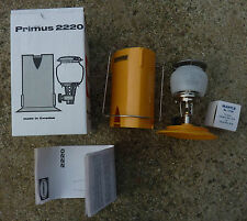 Lampada A GAS-Primus