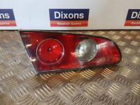 Seat Ibiza Left N/S Passenger Inner Red Rear Light Lamp