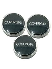Lot of 3 CoverGirl Flamed Out Shadow Pot 300 Molten Black