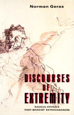 Geras-Discourses Of Extremity  BOOK NEUF