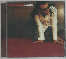 FRANCESCO RENGA OMONIMO CD COME NUOVO!!!
