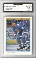 1990-91 OPC Premier #86 Owen Nolan RC | Graded GEM MINT 10 | Quebec Nordiques